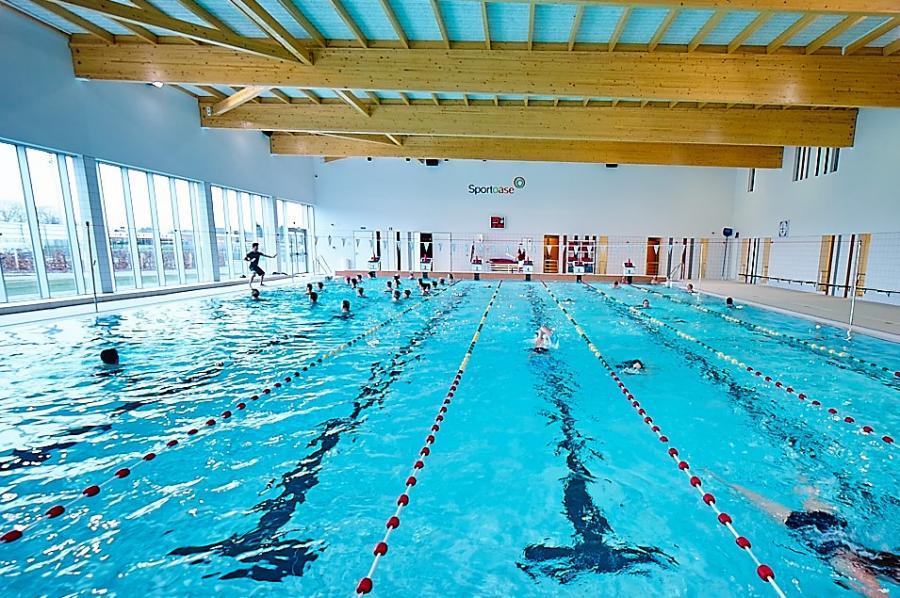 zwembad sportoase