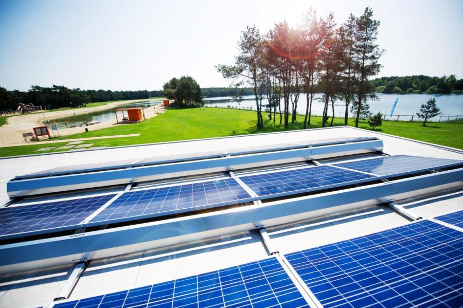 Hoogstraten, de mosten, hernieuwbare energie, zonnepanelen