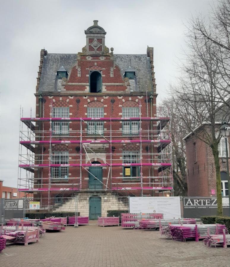 Werken Raadhuis Meerle