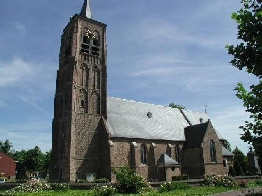 Sint-Clemenskerk Minderhout