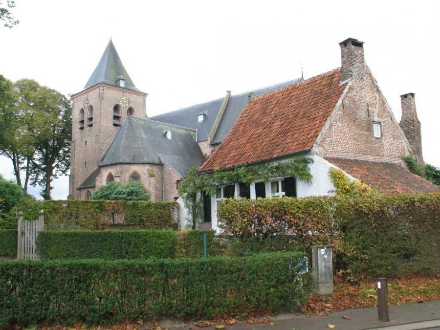 Sint-Jan-de-Doper-kerk Wortel