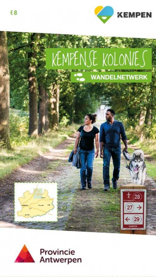 Cover Kempense Kolonies