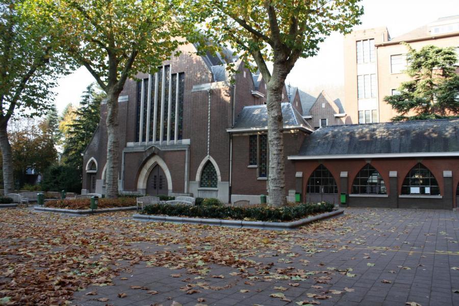 Kapel Klein Seminarie Hoogstraten