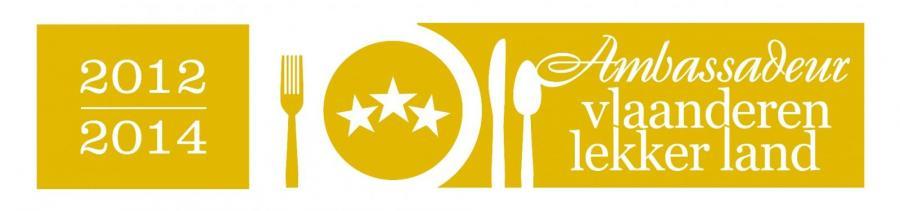 Logo Ambassadeur Vlaanderen Lekker Land