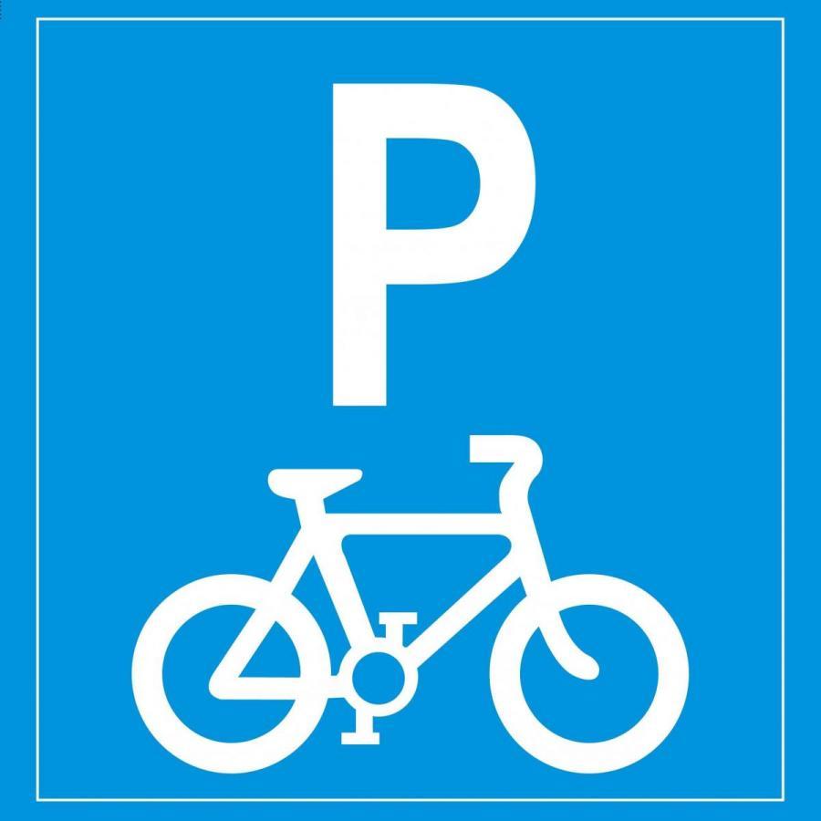 Bord fietsparking