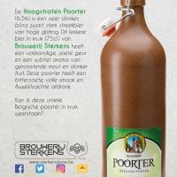 Hoogstraten Poorter - Brouwerij Sterkens