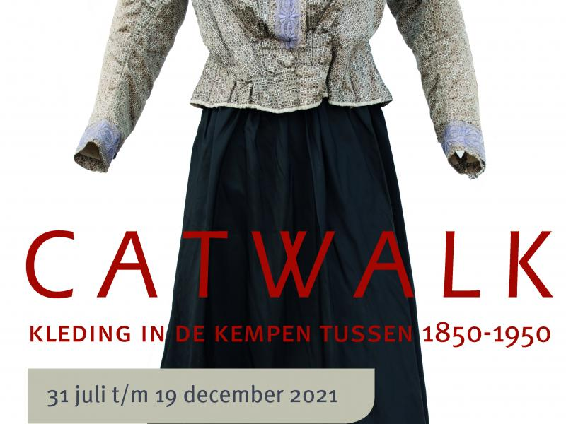 CATWALK - Kleding in de Kempen tussen 1850-1950 © Stedelijk Museum Hoogstraten