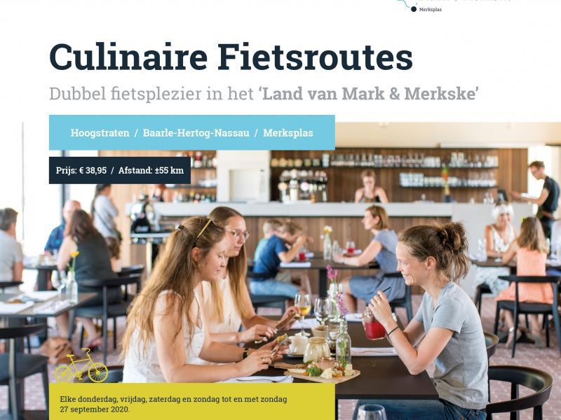 Culinaire Fietsroute 2020 © Toerisme Hoogstraten