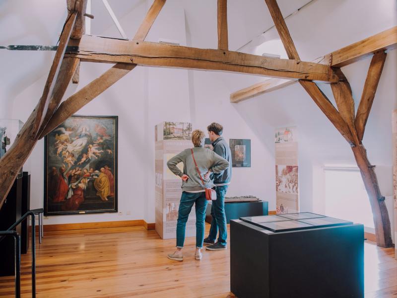 Stedelijk Museum Hoogstraten © Judith Dirven