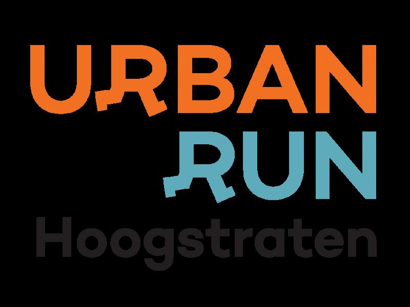 Logo Urban Run Hoogstraten © Run for life