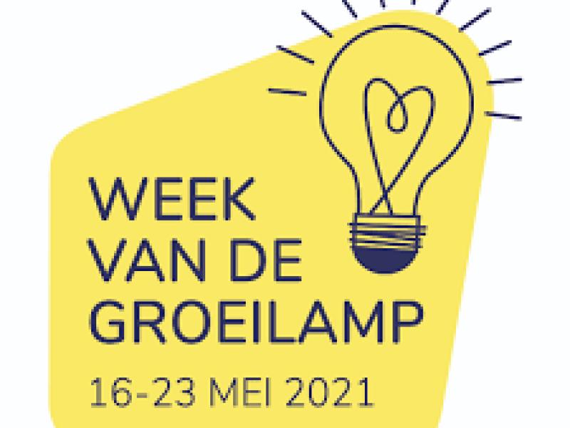 logo Week van de Groeilamp © Expoo