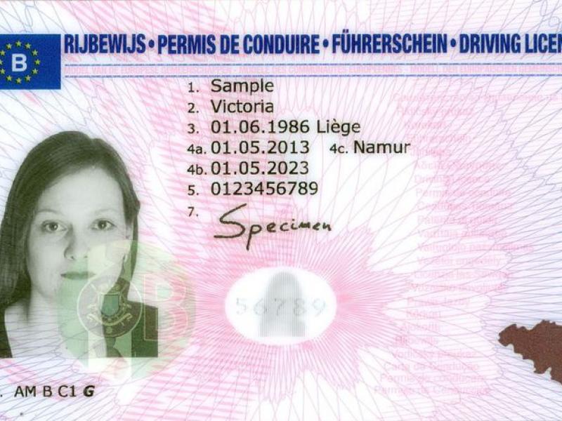 Europees rijbewijs