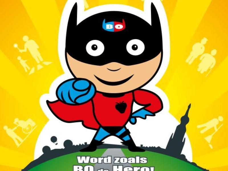 Vrijwilliger superheld