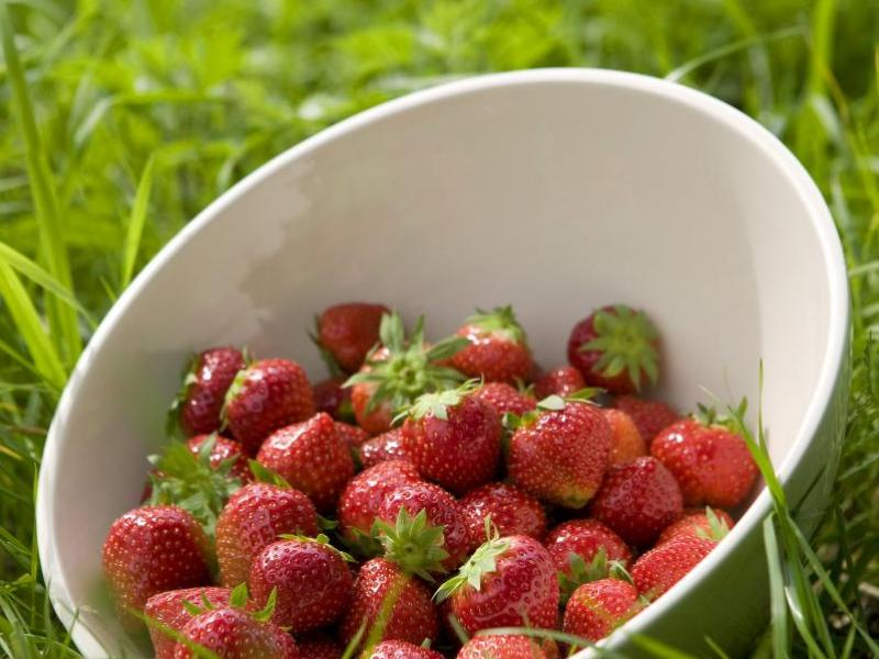Hoogstraatse aardbeien