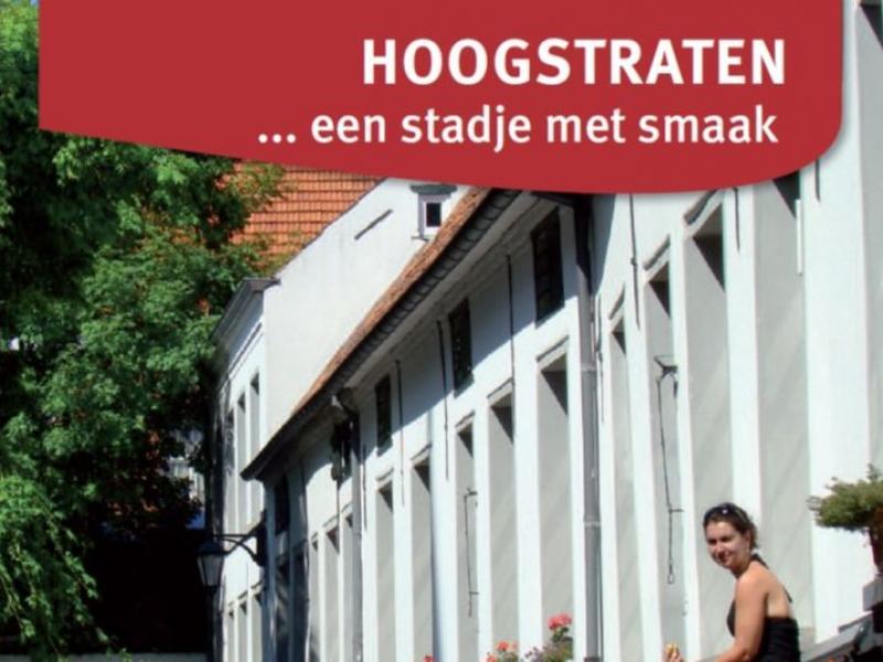 Cover Algemene brochure Hoogstraten