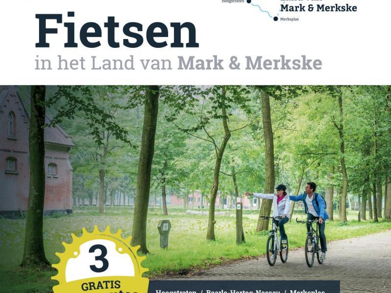 Fietsen in het Land van Mark & Merkske