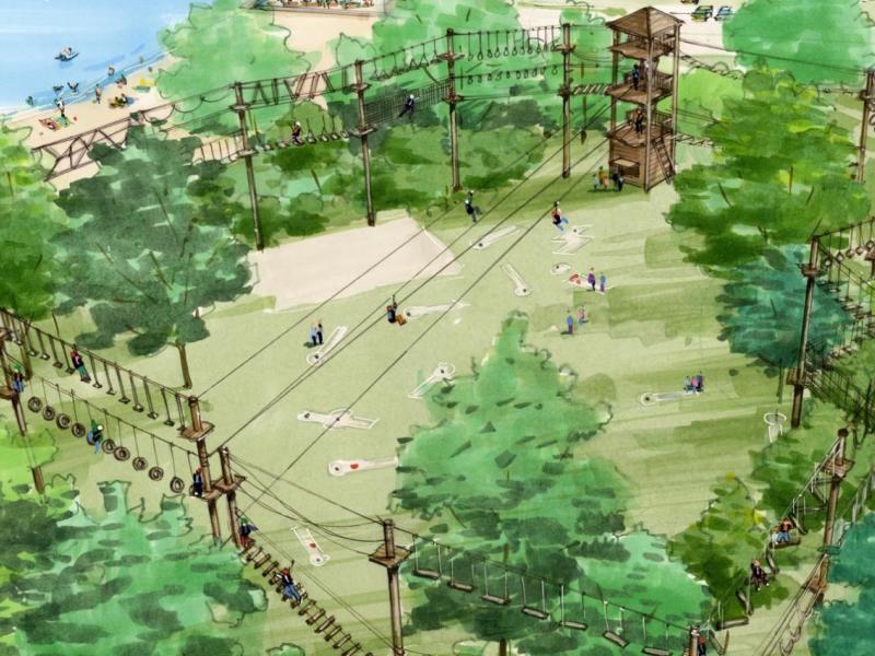 Klimpark De Mosten