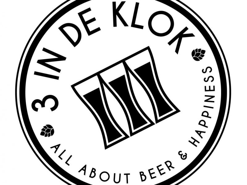 Logo 3 in de klok