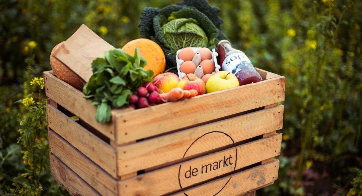 De Markt - foto: Mats Palinckx