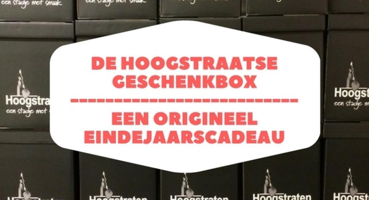 Bestel uw Hoogstraatse geschenkbox