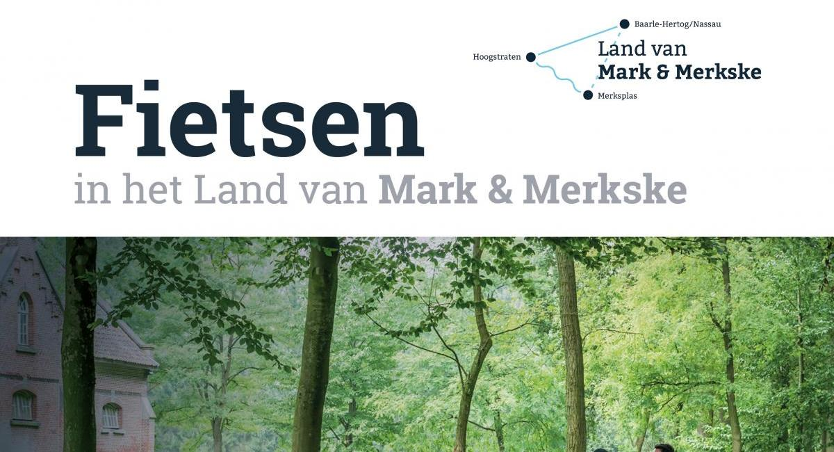 Fietsen in het Land van Mark en Merkske