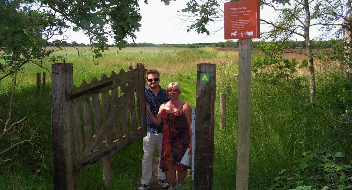Flirten met de grens in de vallei van het Merkske. De wandeling van het jaar !