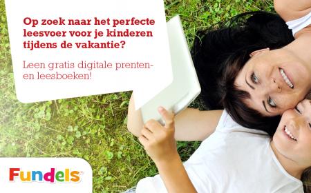 Fundels - digitale prentenboeken