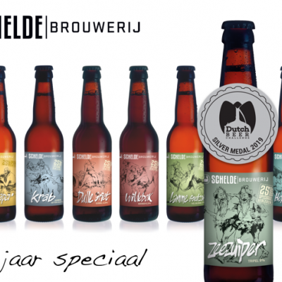Bieren - Scheldebrouwerij