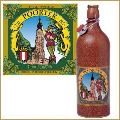 Hoogstraats Poorterbier - Brouwerij Sterkens
