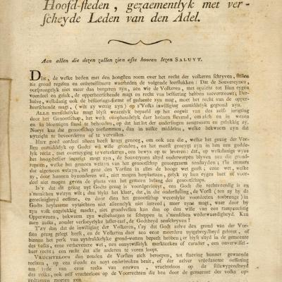 Proclamatie van de Brabantse revolutie