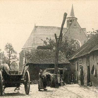 Boerderij aan de kapel van Meersel