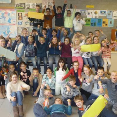 """Campagne 11.11.11 """"Sociale bescherming voor iedereen"""""""