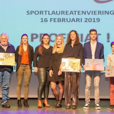 Sportlaureaten 2018