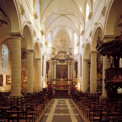 Interieur Begijnhofkerk
