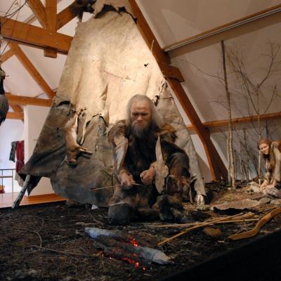 Archeologische site - Stedelijk Museum Hoogstraten