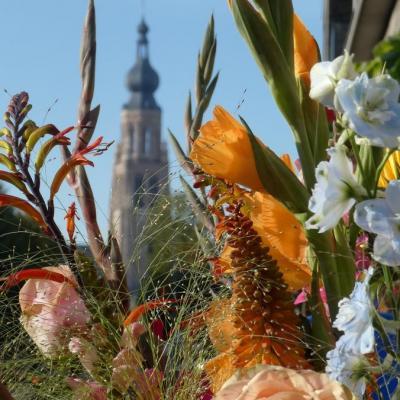 2de prijs fotowedstrijd Hoogstraten in groenten & bloemen: Nancy Hendriks