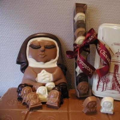 Chocoladen begijntjes - Het Chocoladehuis
