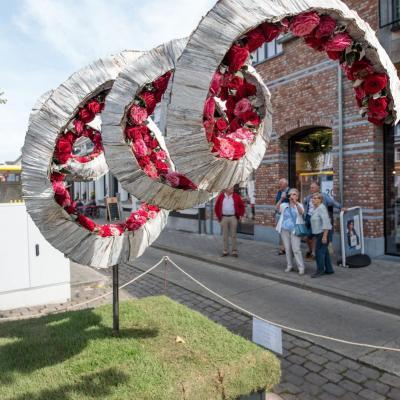 Hoogstraten in Groenten & Bloemen 2018 - Foto: F. Koroma