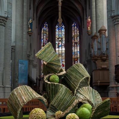 Hoogstraten in Groenten & Bloemen 2019 - Foto: L. Aernouts