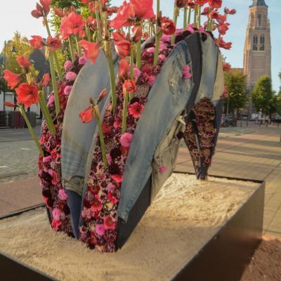 Hoogstraten in Groenten & Bloemen 2019 - Foto: W. Verschraegen